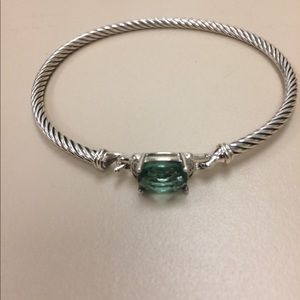 david yurman prasiolite 3mm bracelet